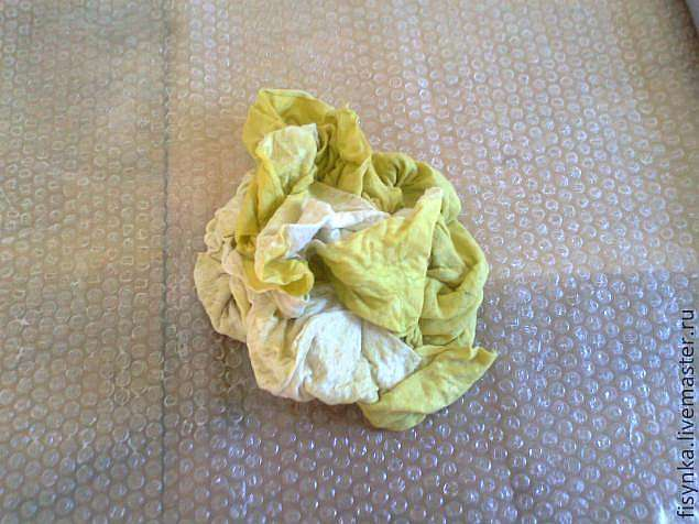 валяная кофточка с вышивкой