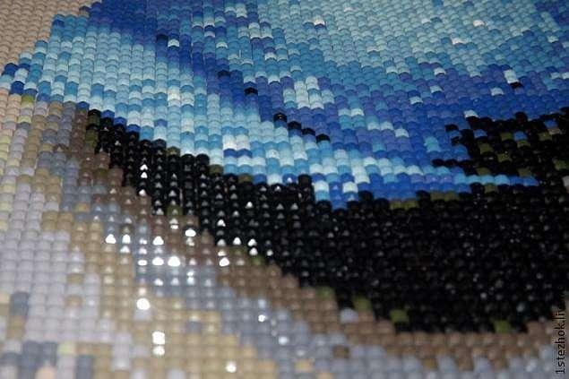 Небо в алмазах. Алмазная вышивка или алмазная мозаика
