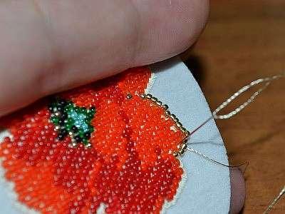 Вышиваем по канве бисером. Часть вторая