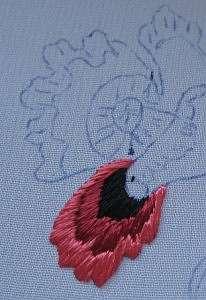 Делаем вышивку с разными мотивами на платьях