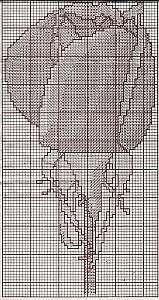 Схемы вышивки модульных картин для украшения интерьера