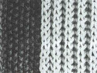 Многоцветное вязание