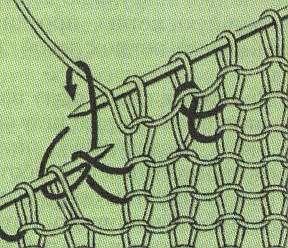 Частичное вязание