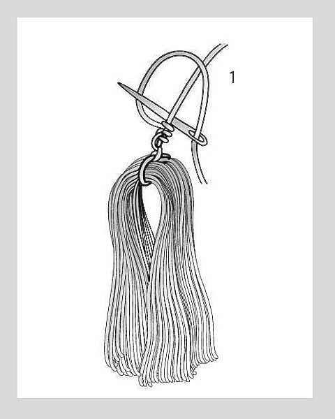 Как украсить вязаное изделие