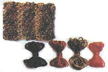 Модные виды пряжи