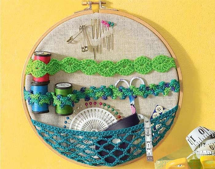 Мини-органайзер для швейных принадлежностей