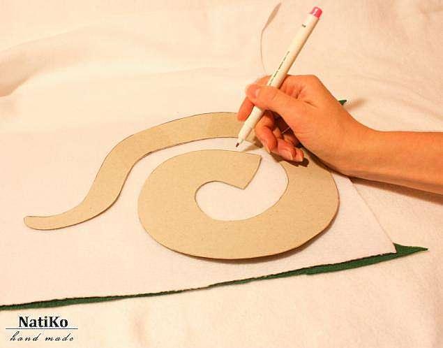 Как сделать игрушку змейка