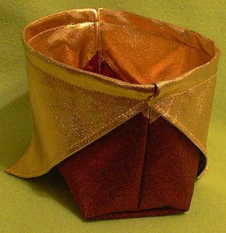 Мастер-класс по пошиву японской сумочки-мешочка