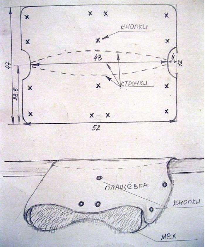Сошью муфту для коляски