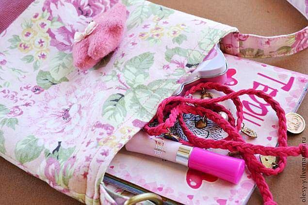 Мастер-класс по пошиву сумочки