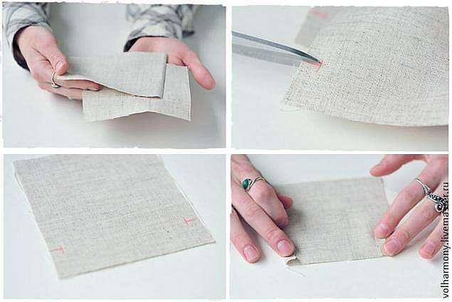 Как сшить мешочек своими руками пошагово фото