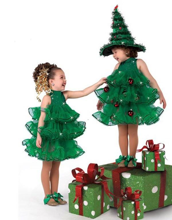 Костюм «Новогодняя елка»