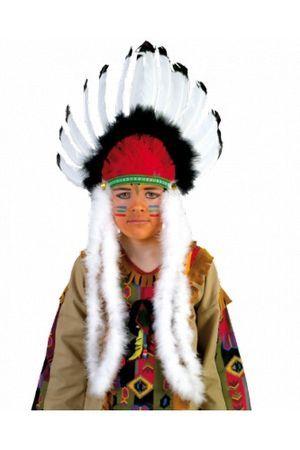 костюм индейца своими руками2