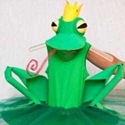 Костюм лягушки своими руками30