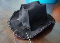 Ковбойская шляпа своими руками18