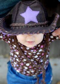 Ковбойская шляпа своими руками22