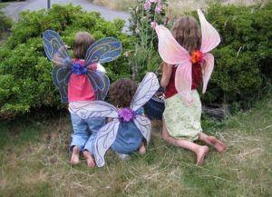 Маленькие крылья своими руками фото 171
