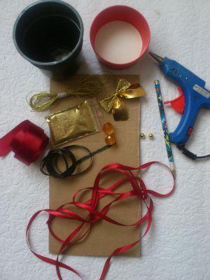 оригинальные елочные игрушки своими руками 1