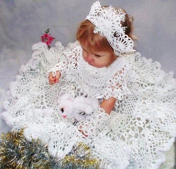 костюм снежинки фото 4