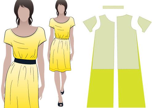 Пошив платья своими руками