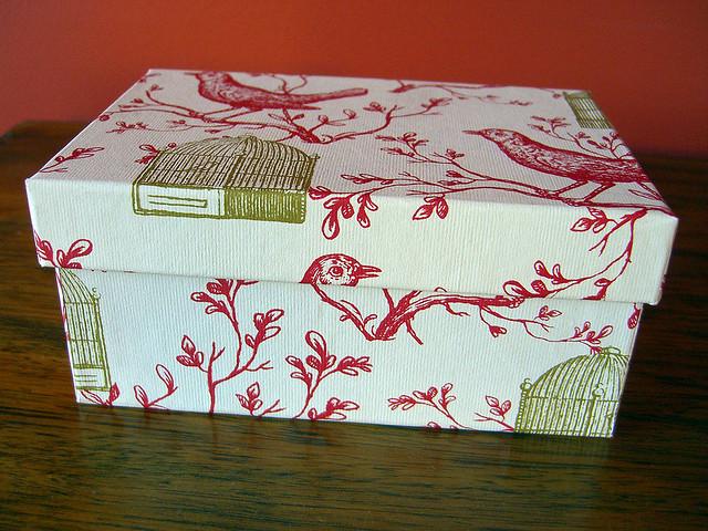 коробка для куклы