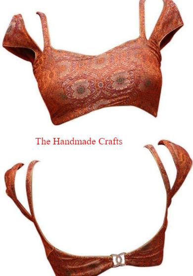 Последние дизайн блузки на шее