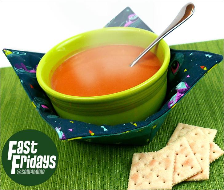 Быстрые пятницы - уютная суп-чаша
