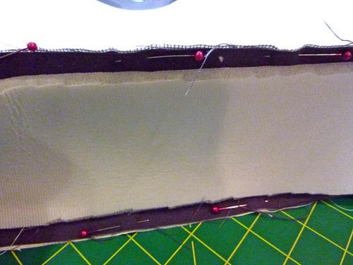Современный двухтомный тотализатор с аккордами Tandy Leather: Fabric Depot