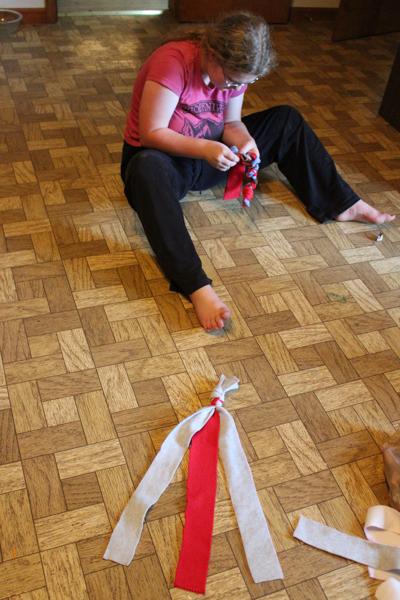 DIY кошки и собаки игрушки