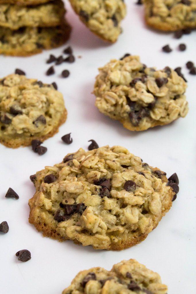 Рецепт печенья с легкой овсяной мукой «ширина =« 1024 »высота =« 683 »/> <img class=