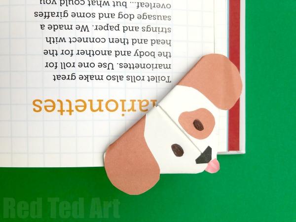 Emoji собака закладка своими руками