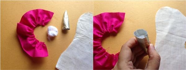 Единорог игрушка швейный узор