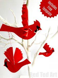 """Бумага Рождественский орнамент Идеи DIY - Любовь Бумажные ремесла? Любите рождественские украшения? Объедините два для этих сказочных бумажных рождественских украшений. Многие приходят с бесплатными принтерами! # Рождественские украшения # Рождественские украшения #ornaments #paperchristmasornaments """"width ="""" 225 """"height ="""" 300 """"/> <img class="""