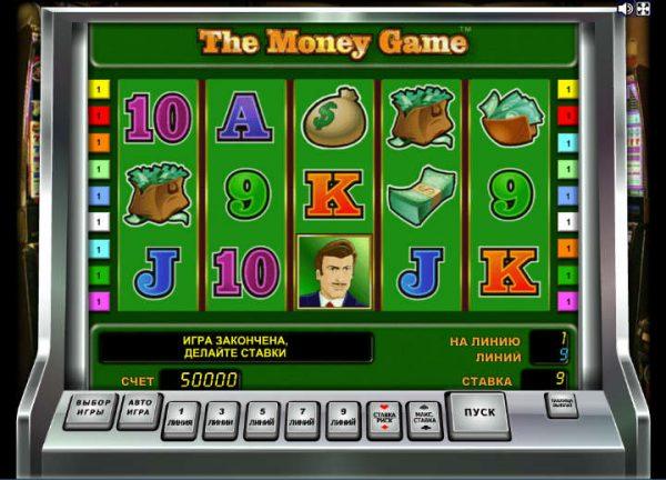 Отец всех игр казино: игровой автомат