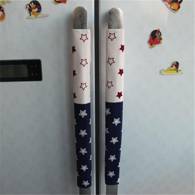 Изготовление крышки для дверной ручки холодильника