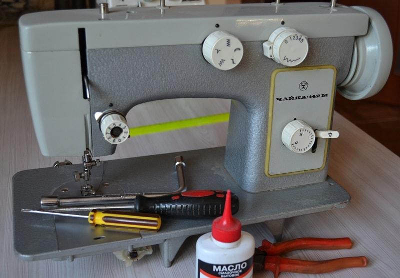 Как очистить свою швейную машину