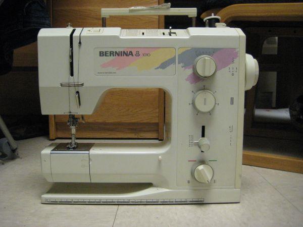 Краткий обзор Bernina 1010