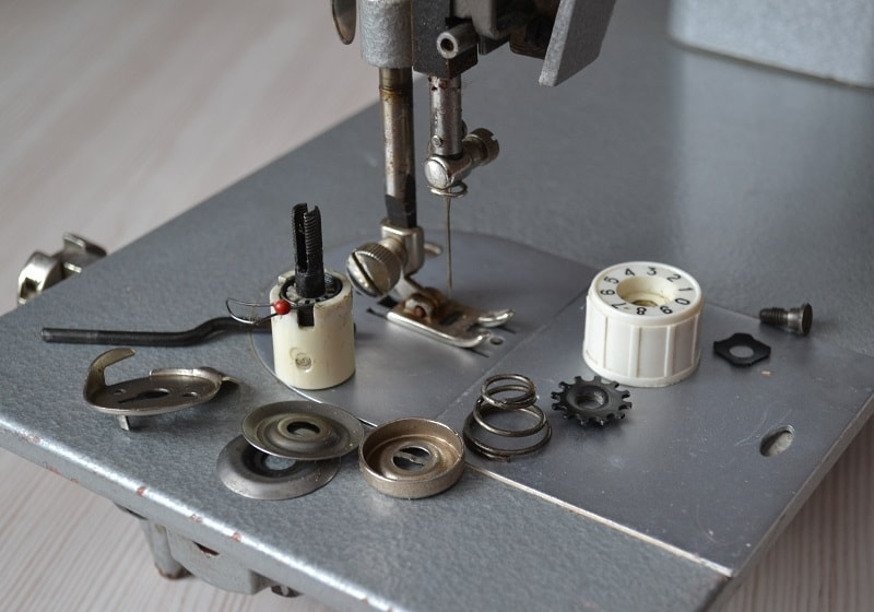 Слабость швейных двигателей