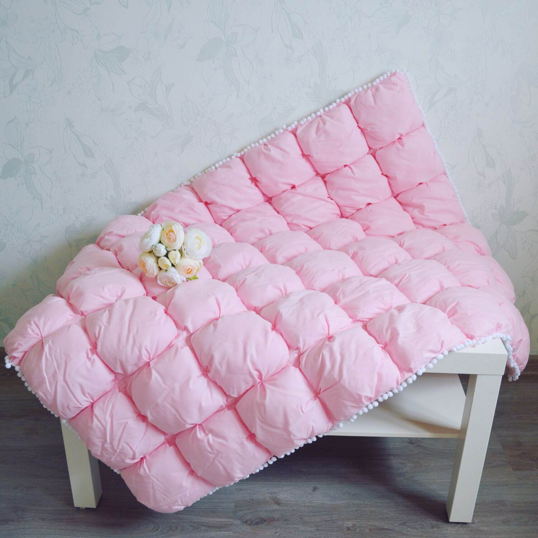 Создание собственного одеяло
