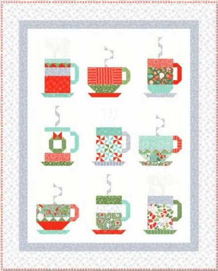 12 Удивительных рождественских одеяла