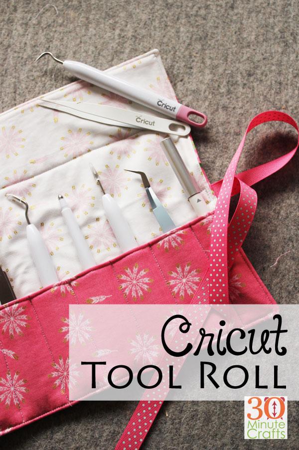 "Cricut Tool Roll - 30 минут ремесла ""width ="" 600 ""height ="" 903 ""/> <span class="