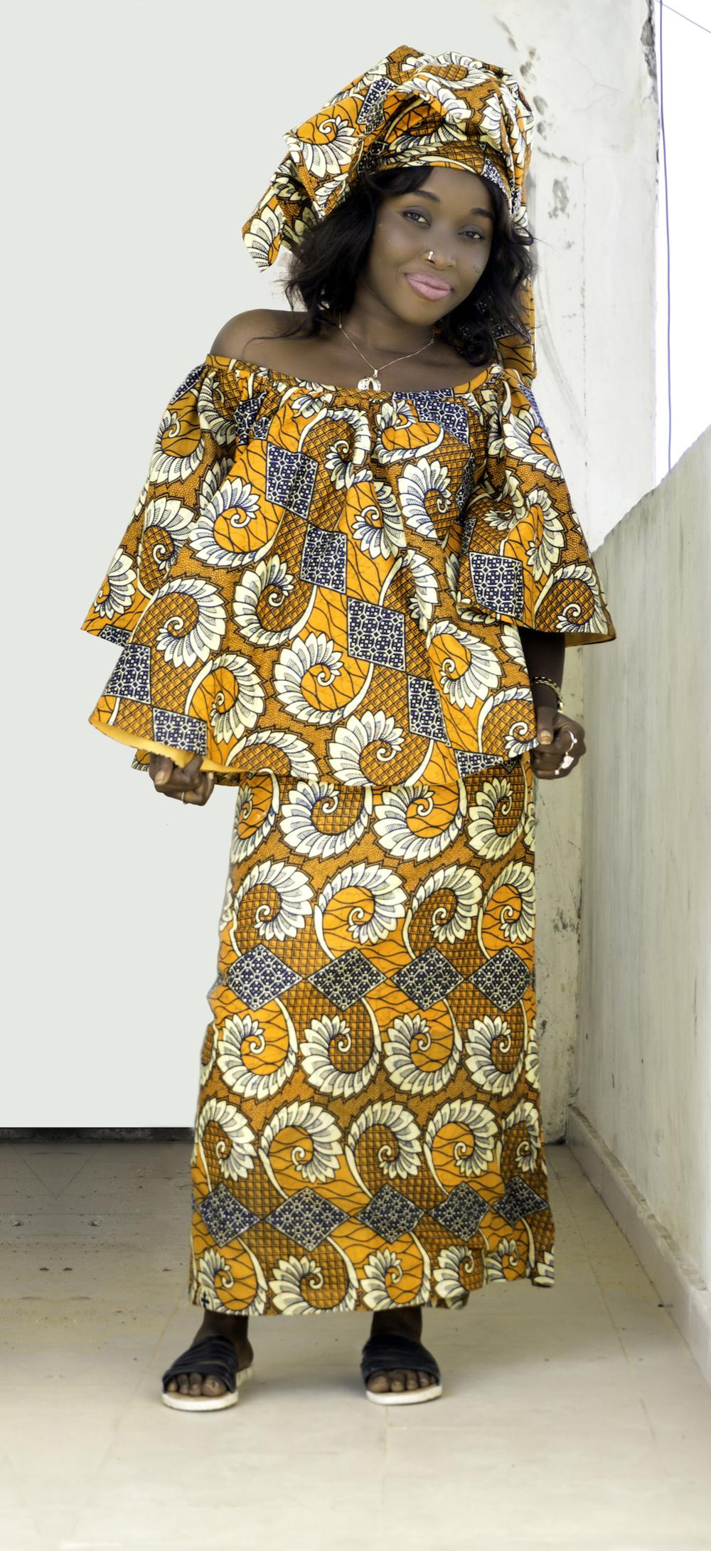 Празднование африканского текстиля в Музее искусств Мемфиса Брукса