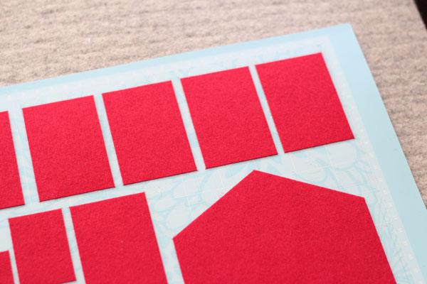 """разрезанные кусочки для войлочного шестиугольника """"width ="""" 600 """"height ="""" 400 """"/> <span class="""