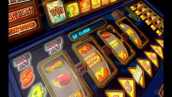 Какими были старинные игровые автоматы
