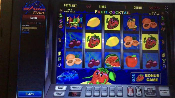 Различные типы игровых автоматов