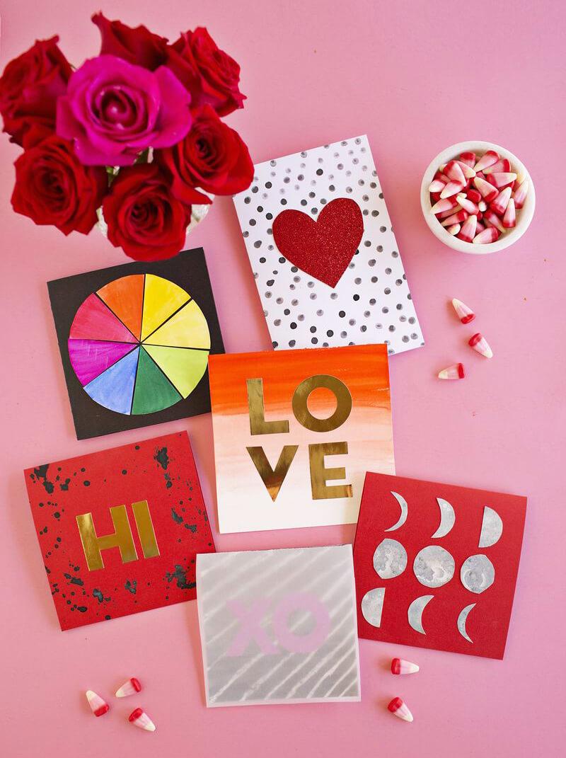 Проекты и рецепты Дня святого Валентина