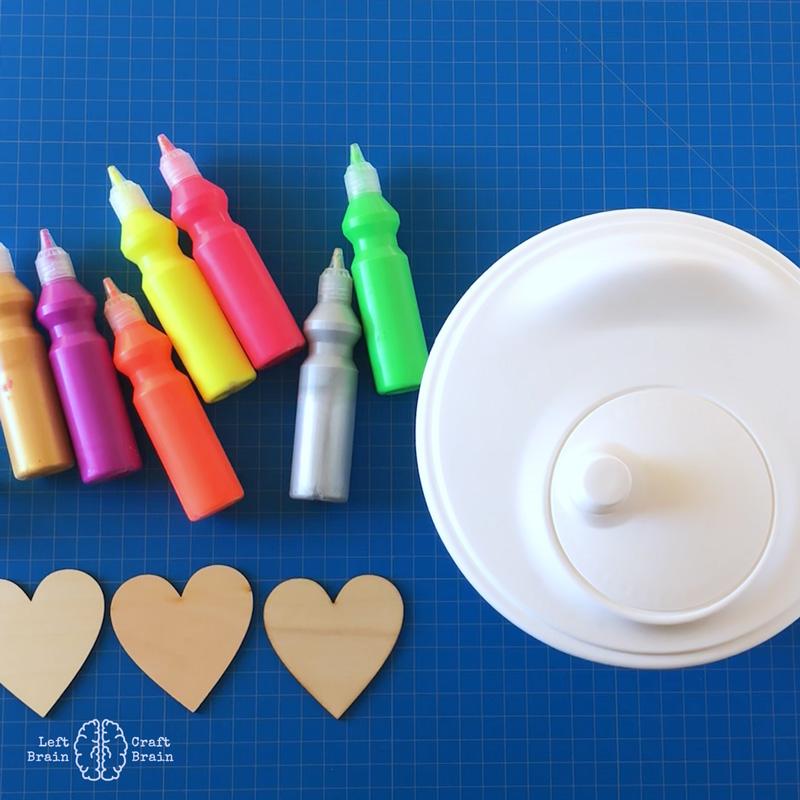 Великолепная игра для рисования сердец