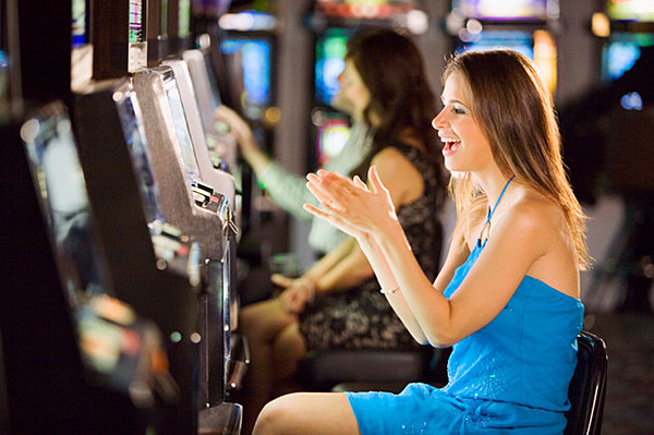 Игровые автоматы. Обзор игрового автомата