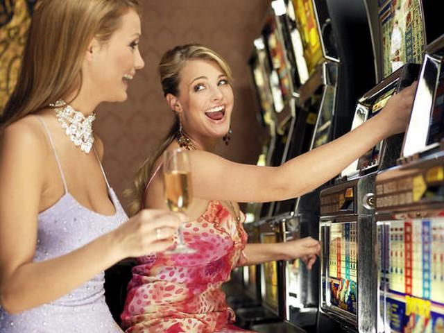 Такие разные игровые автоматы
