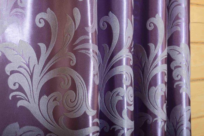 Жаккардовая ткань и ее особенности